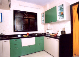 Imported Modular Kitchen in India